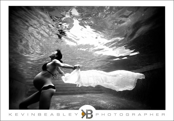 Kevin beasley underwater picture