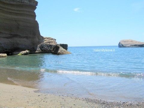 spiaggia ventotene