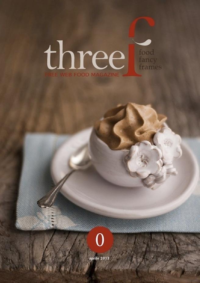 Threef magazine numero zero