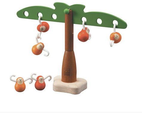 plan toys monkey