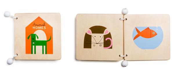 Wooden-Books-Animal