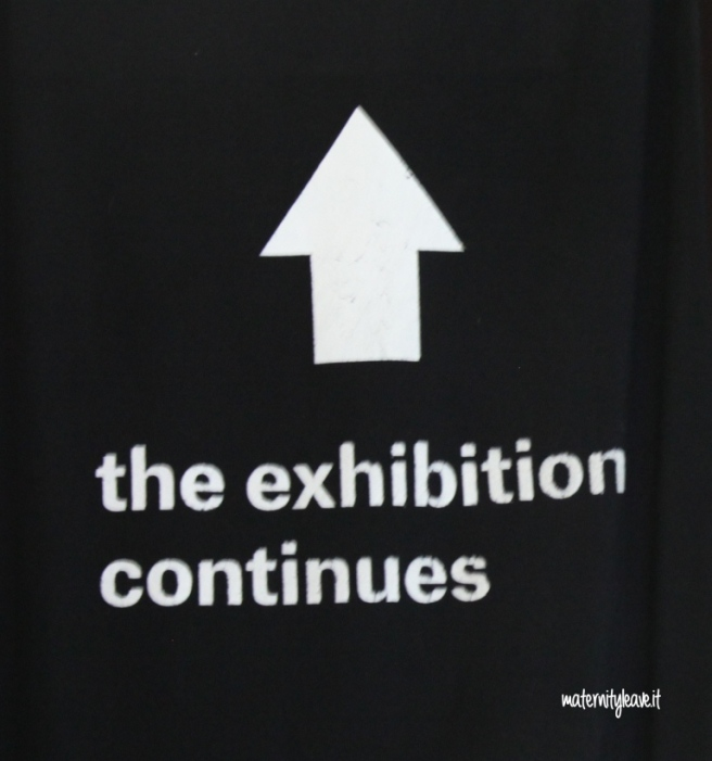 the exhibition continues
