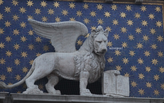 leone a venezia