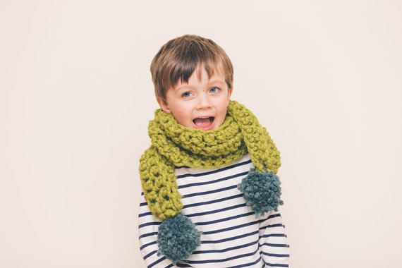 lumistyle boy scarf