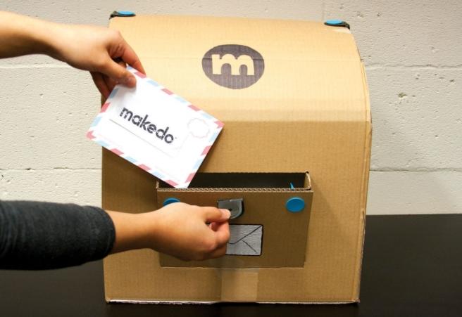 Makedo PostBox