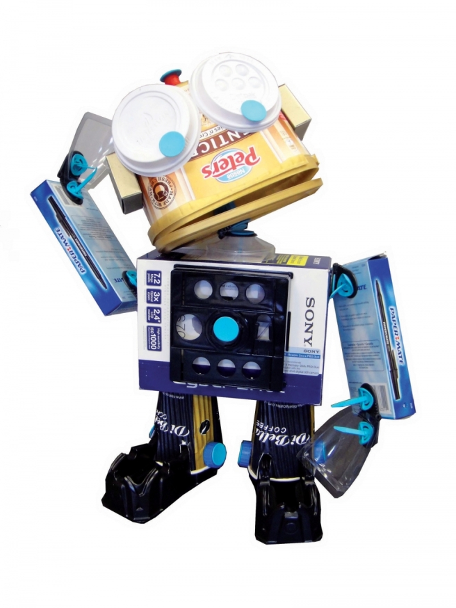 Makedo_Robot_