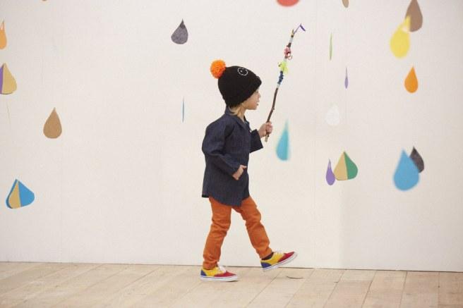 vestiti colorati per bambini in cotone 100%