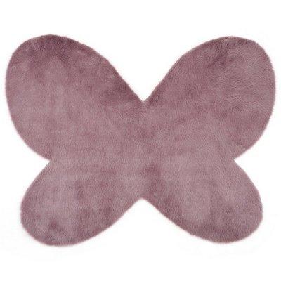 pilepoil farfalla tappeto bambini