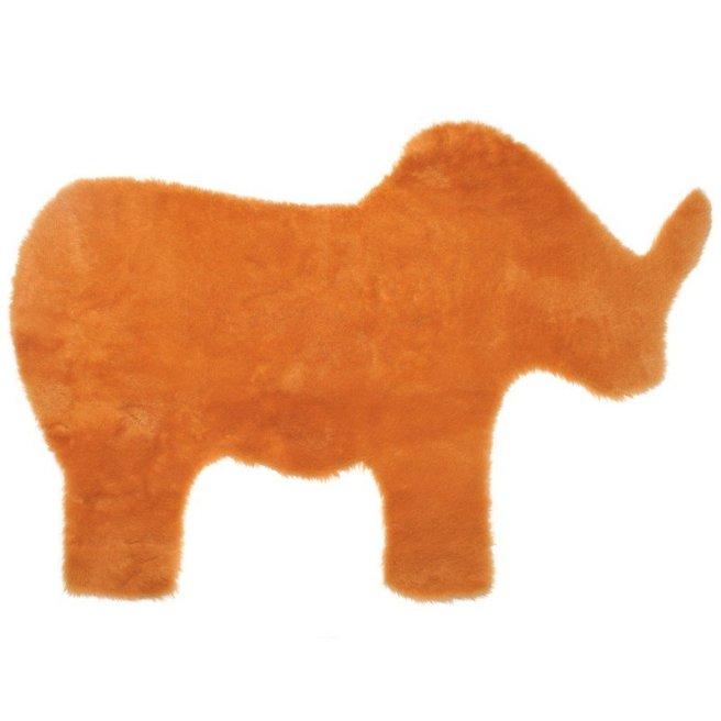 pilepoil rinoceronte tappeto bambini