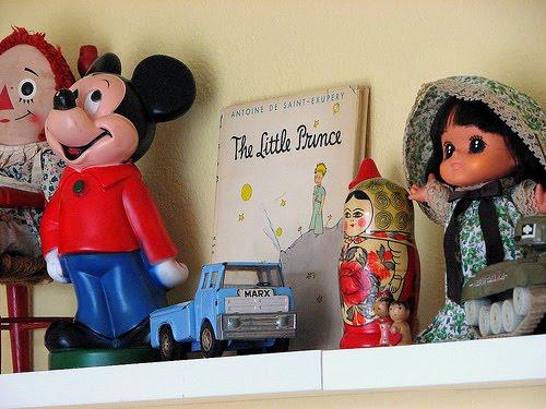 Vintage toys.Littlelovables
