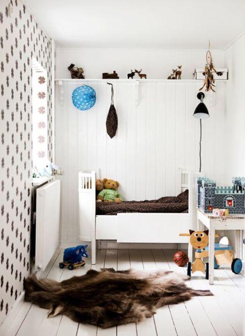 brown kid room style files