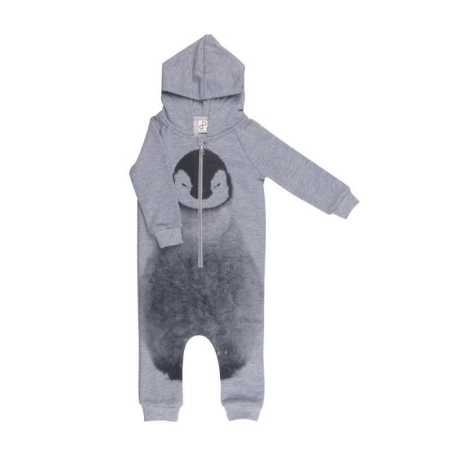 1445_64_Hoodie suit penguin print