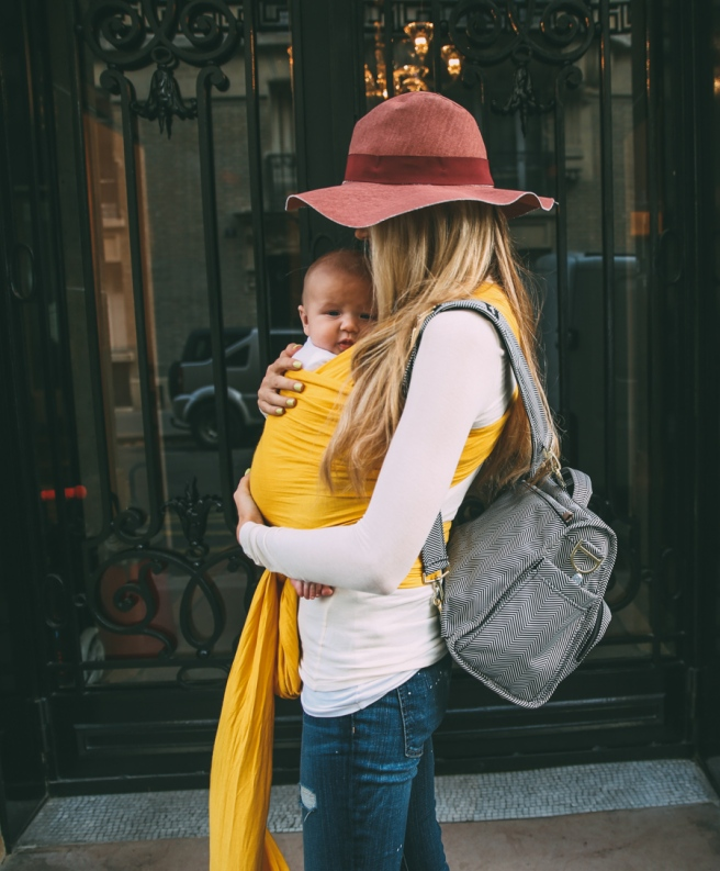 baby wearing 6