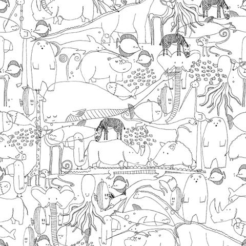 detalle-plancha_thousands animals negro-760x760