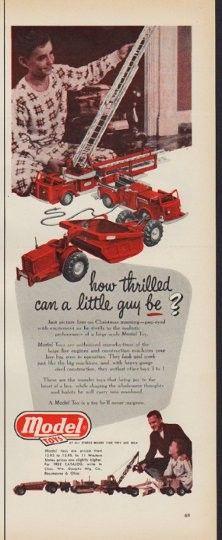vintage advertising toys 7