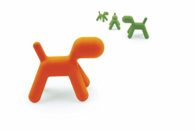 Desk puppy